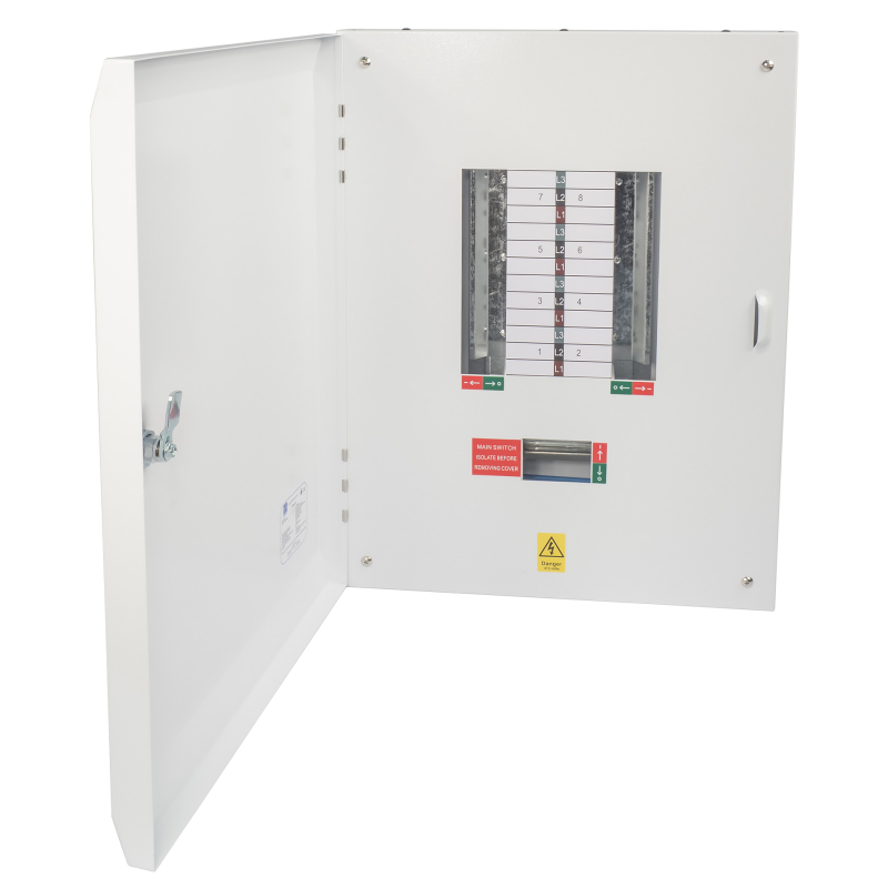 Three Phase Distribution Boards