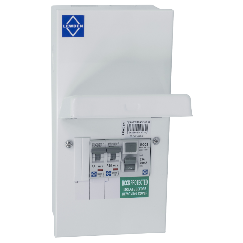 RCD Incomer Based Solution