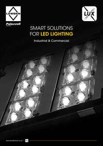 LED Lighting for Industrial & Commercial Applications
