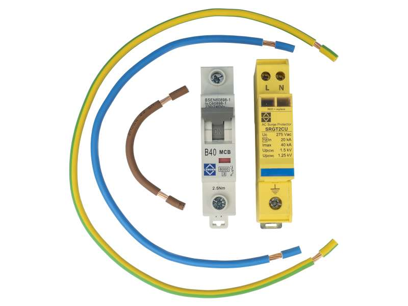 Type 2 Surge Protection Kit