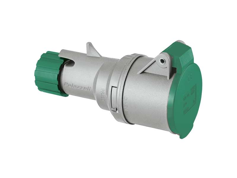 Straight Mobile Connector IP44 - Special Applications