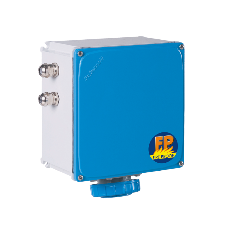 Fire-Resistant Junction Boxes