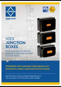 Junction Boxes for Hazardous Areas