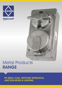 Metal Products Range